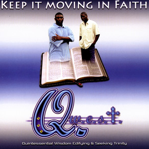 Keep It Moving In Faith Albumcover