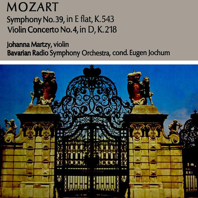 an examination of mozarts symphony no 39 in e flat