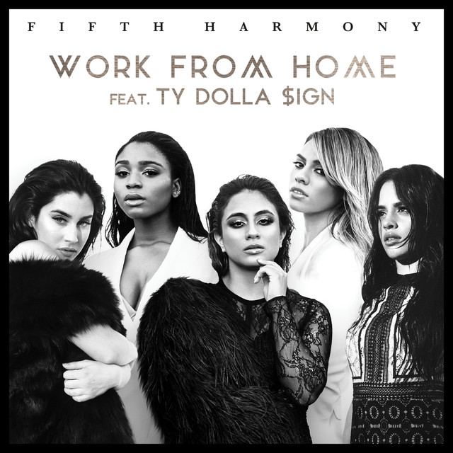 Album cover for Work from Home by