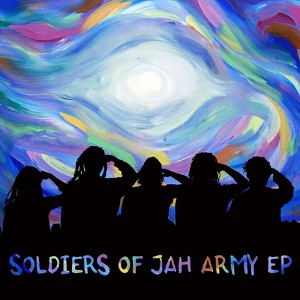 Soldiers Of Jah Army Albumcover