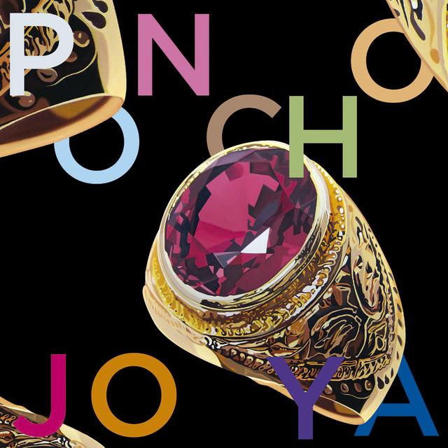Album cover for Joya by Poncho