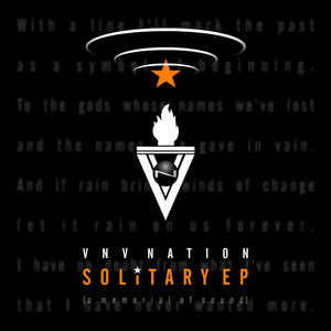 The Solitary EP album