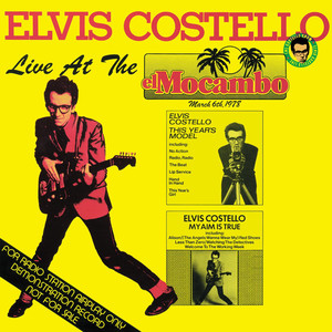 Elvis Costello The Beat cover