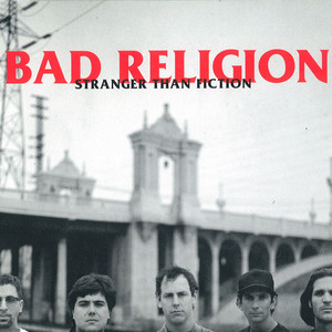 Bad Religion Stranger Than Fiction cover