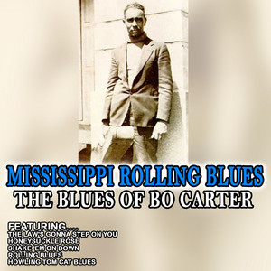 Mississippi Rolling Blues - The Blues Of Bo Carter album