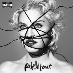 Rebel Heart Albumcover