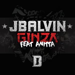 Ginza (Anitta Remix) Albümü
