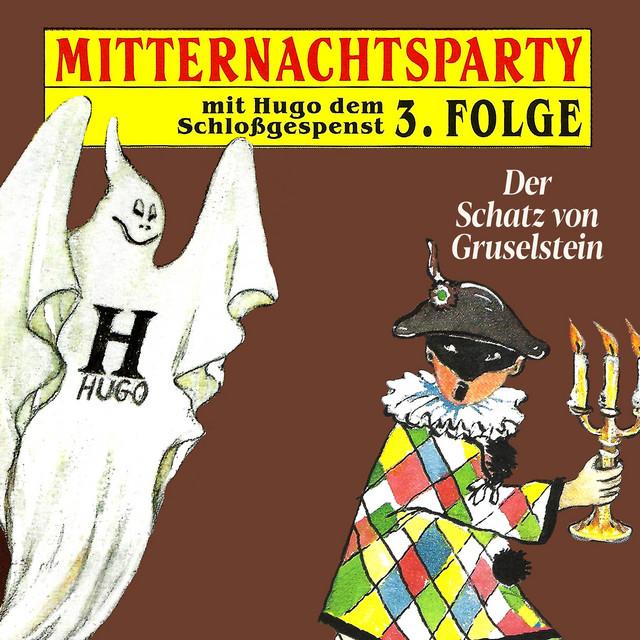 Folge 3: Der Schatz von Gruselstein Cover