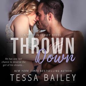 Thrown Down - Made in Jersey, Book 2 (Unabridged)