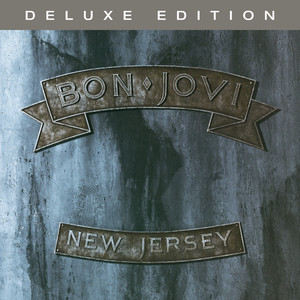 New Jersey (Deluxe Edition) Albumcover