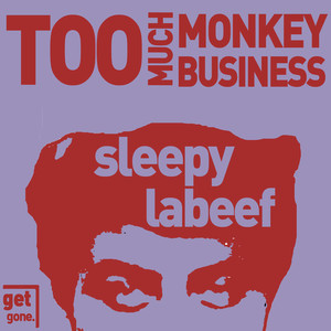Too Much Monkey Business - Rockabilly Hits album
