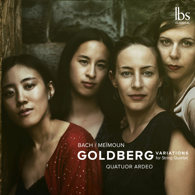 Bach: Goldberg Variations (Arr. F. Meïmoun for String Quartet)