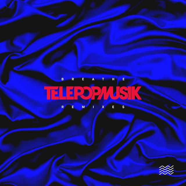 Album cover for Breathe (Remixes) by Télépopmusik