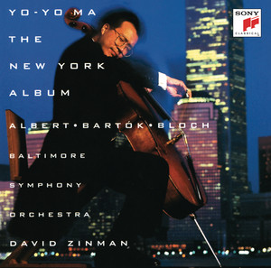 The New York Album (Remastered) Albumcover