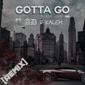 Gotta Go (Remix) Albümü