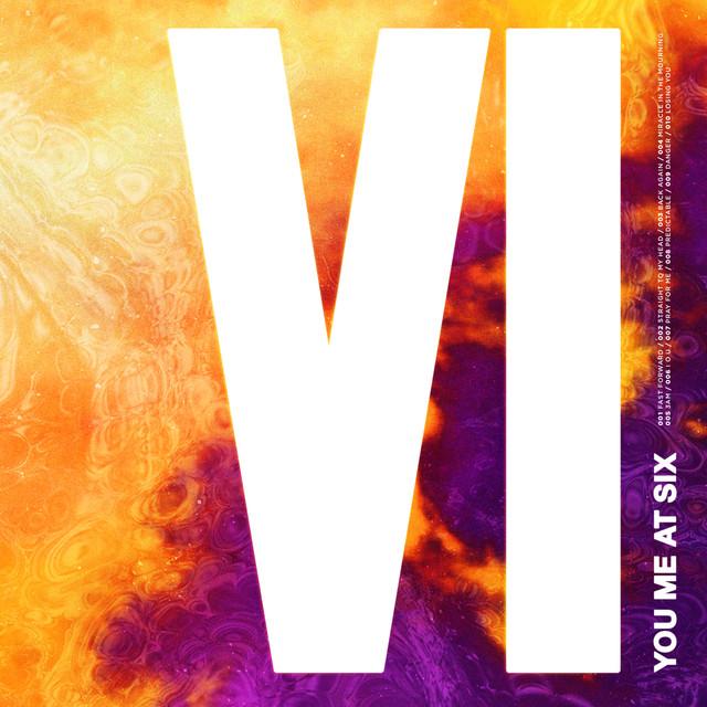Skivomslag för You Me At Six: VI
