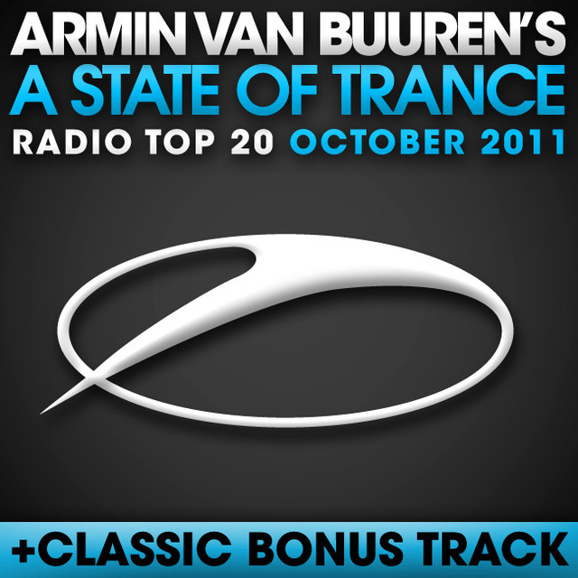 Armin van Buuren A State of Trance Radio Top 20: October 2011 album cover