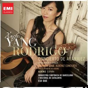Xuefei Yang, Rodrigo: Concierto de Aranjuez: II. Adagio på Spotify