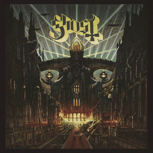 Ghost Deus in Absentia cover