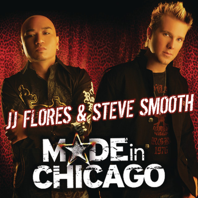 Steve Smooth, JJ Flores Made In Chicago album cover