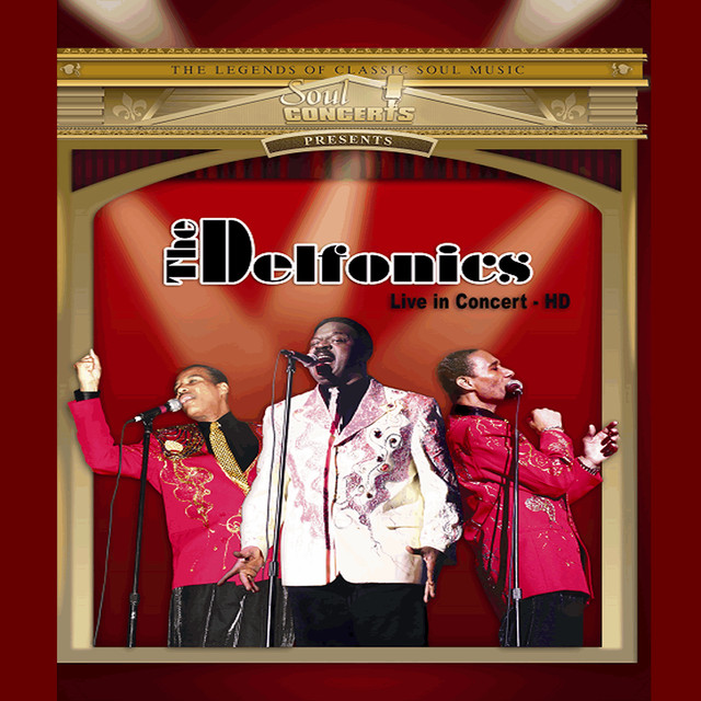 Delfonics Live On Tour