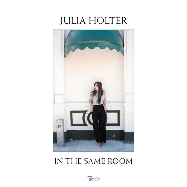 Skivomslag för Julia Holter: In The Same Room