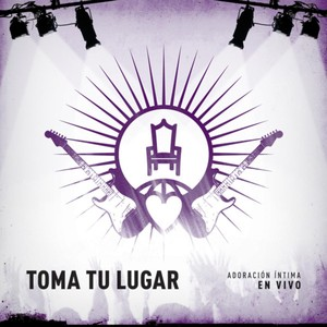 Toma Tu Lugar Albumcover