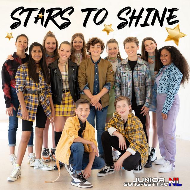 Finalisten Junior Songfestival 2019 - Stars To Shine