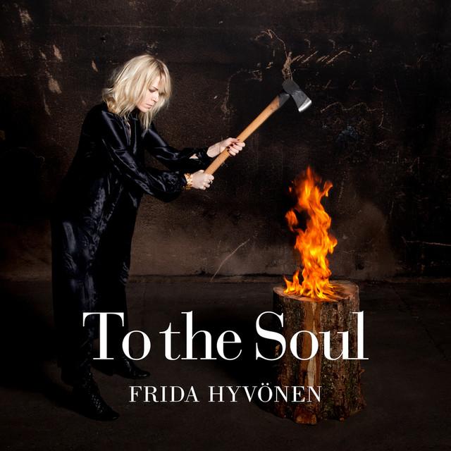 Skivomslag för Frida Hyvönen: To The Soul