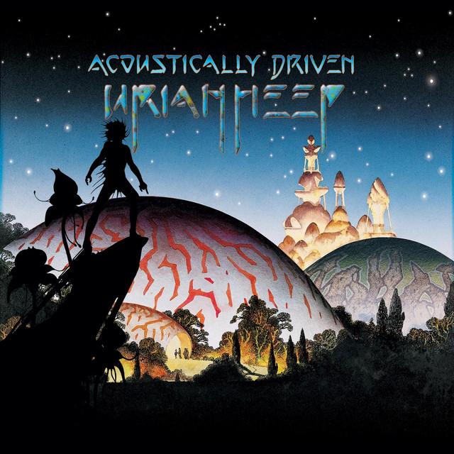 Acoustically Driven Albumcover