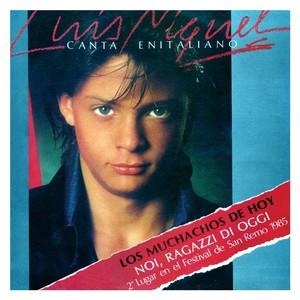 Canta En Italiano Albumcover