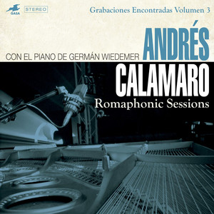 Romaphonic Sessions - ANDRES CALAMARO
