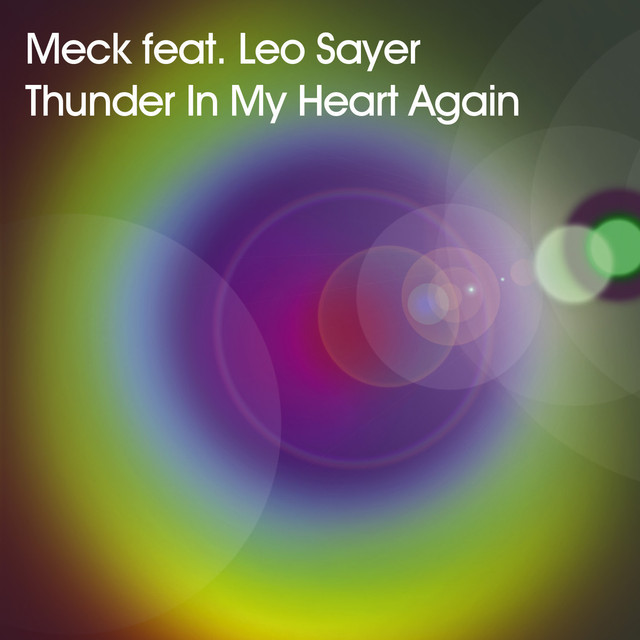 Thunder in My Heart Again (Radio Edit)