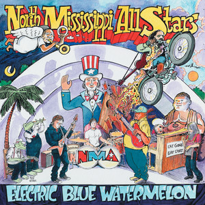 Electric Blue Watermelon album