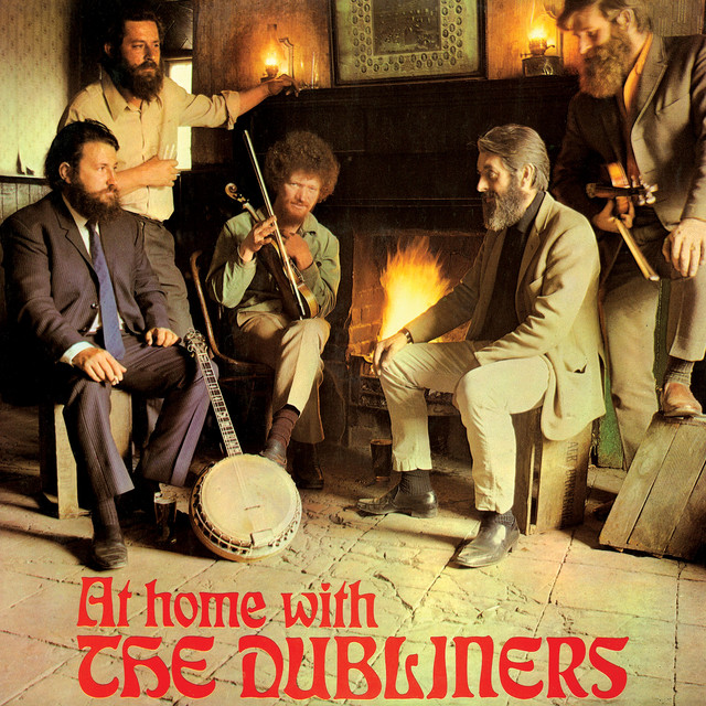 The Dubliners At Home With the Dubliners album cover