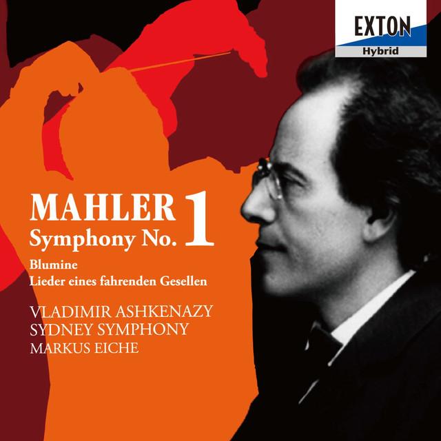 Mahler: Symphony No. 1 Titan, Blumine & Lieder eines Fahrenden Gesellen Albumcover