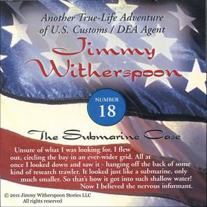 #18 The Submarine Case album