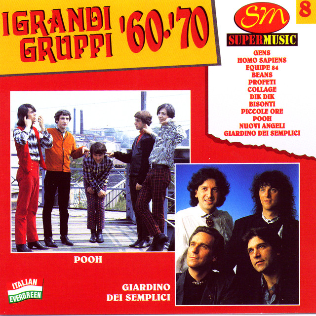 M 39 Innamorai A Song By Il Giardino Dei Semplici On Spotify