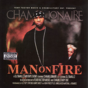 Man On Fire Albumcover