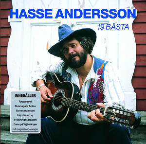 Hasse Andersson, Änglahund på Spotify