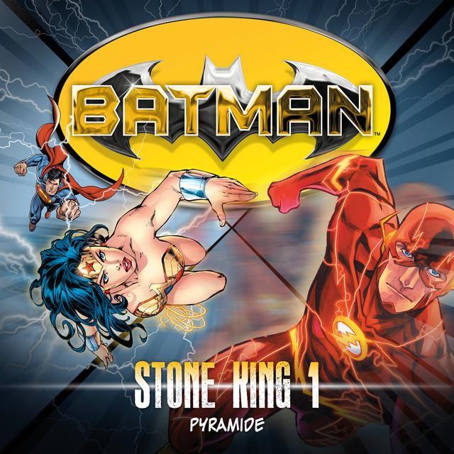 Stone King, Folge 1: Pyramide Cover