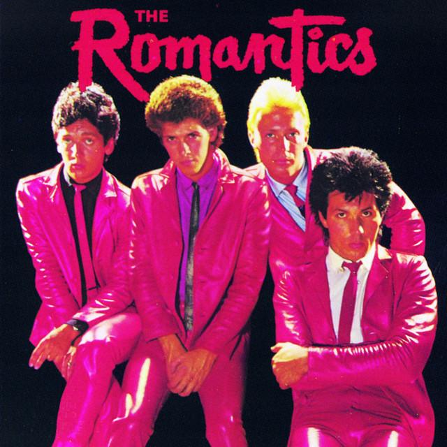 The Romantics The Romantics album cover