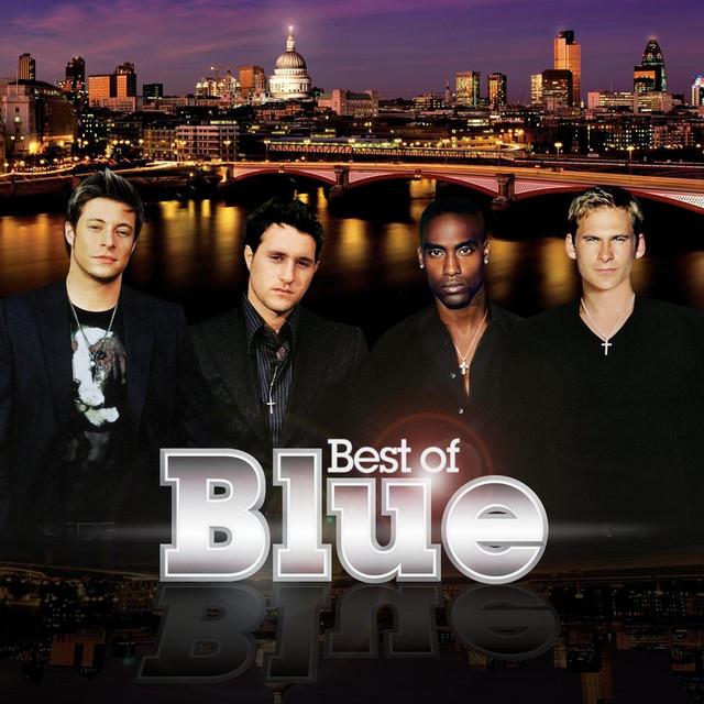 Blue Best of Blue album cover