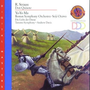 Don Quixote, Op. 35 Albumcover
