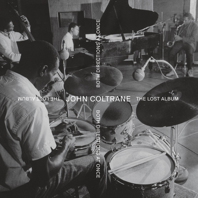 John Coltrane Both Directions At Once: The Lost Album (Deluxe Version) album cover