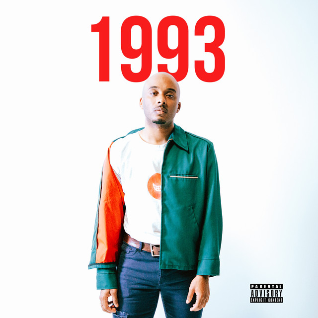 Album cover for 1993 by Caleborate