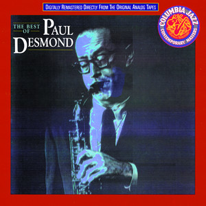 Paul Desmond I'm Old Fashioned cover