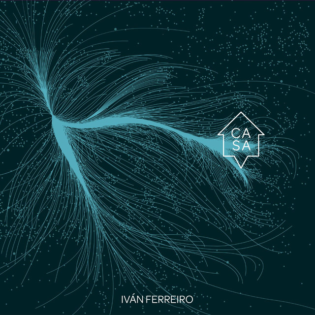 Album cover for Casa by Ivan Ferreiro
