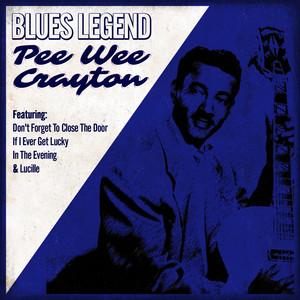 Blues Legend - Pee Wee Crayton album