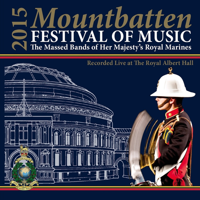 Artwork for Colonel Bogey by Massed Bands of HM Royal Marines